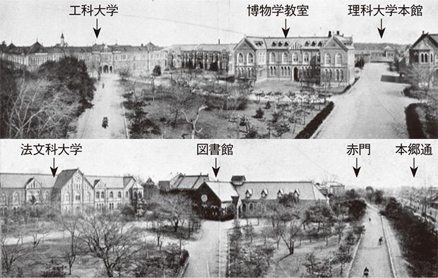 文学散歩【3】三四郎の本郷キャ...